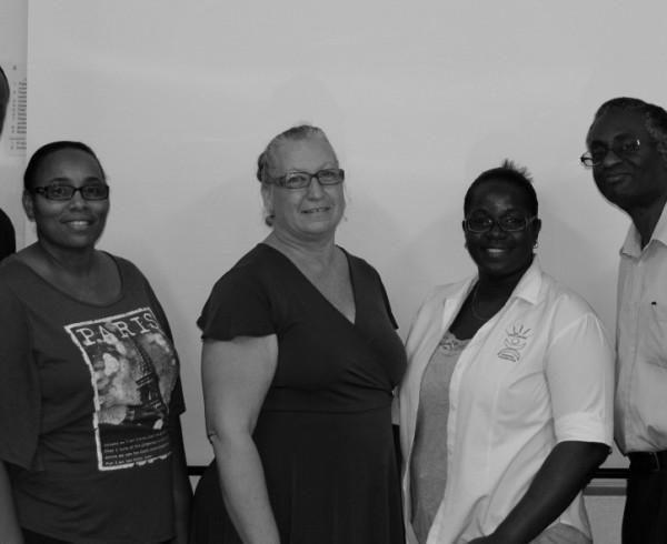 staff new challenges foundation website workshop